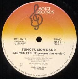 funk-fusion-band