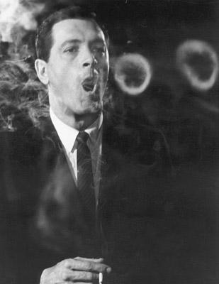 Rock Hudson's Smoke Rings