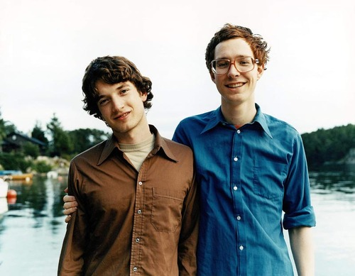 Kings+of+Convenience Photo