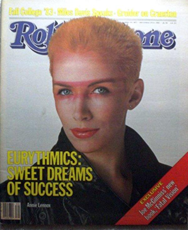 Annie Lennox - Rolling Stone