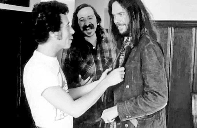 David Geffen - Elliot Roberts - Neil Young