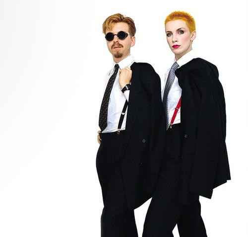 Eurythmics in Suits
