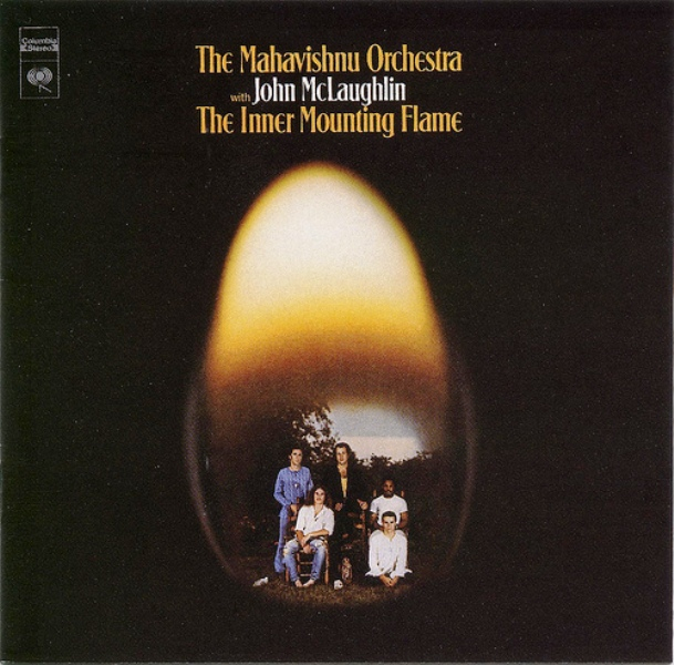 Mahavishnu Orchestra With John McLaughlin ‎- The Inner Mounting Flame