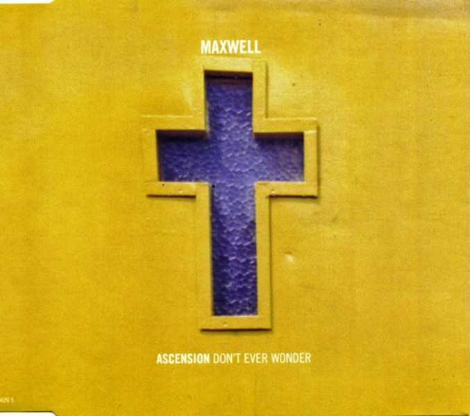 Maxwell - Ascension CD2