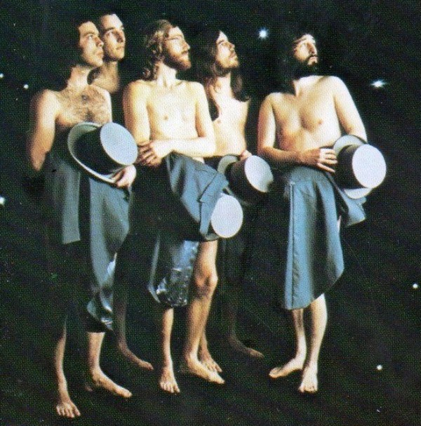 Naked Supertramp