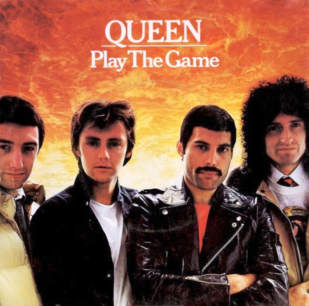 Queen ‎- Play The Game