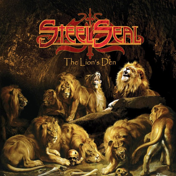 Steel Seal ‎- The Lion's Den