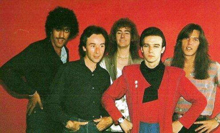 Thin Lizzy with Midge Ure