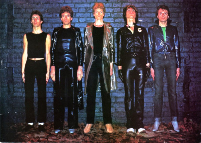 Ultravox with John Foxx