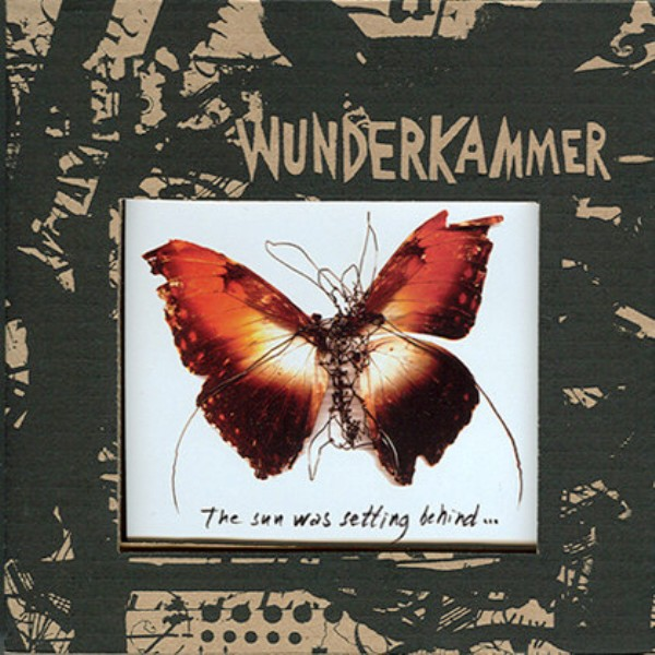 Wunderkammer ‎- Today I Cannot Hear Music