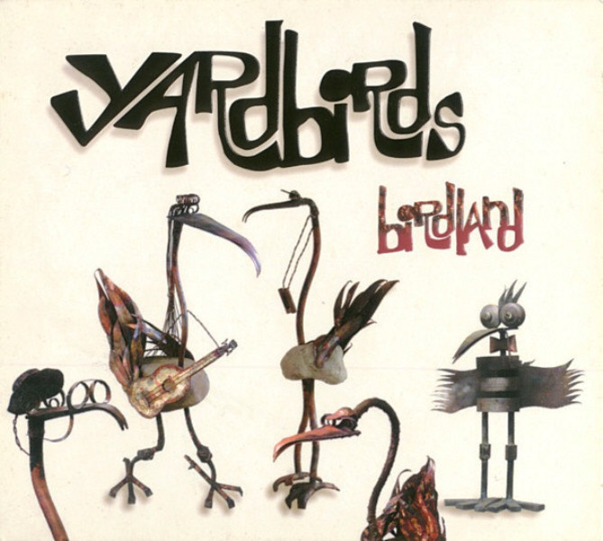 Yardbirds - Birdland