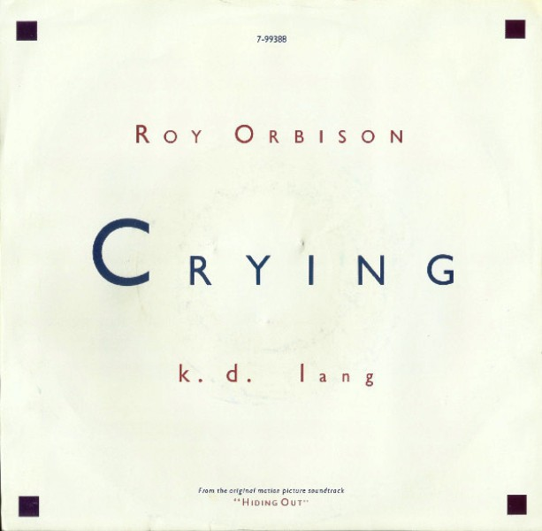 k.d. lang & Roy Orbison - Crying