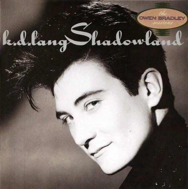 k.d. lang - Shadowland