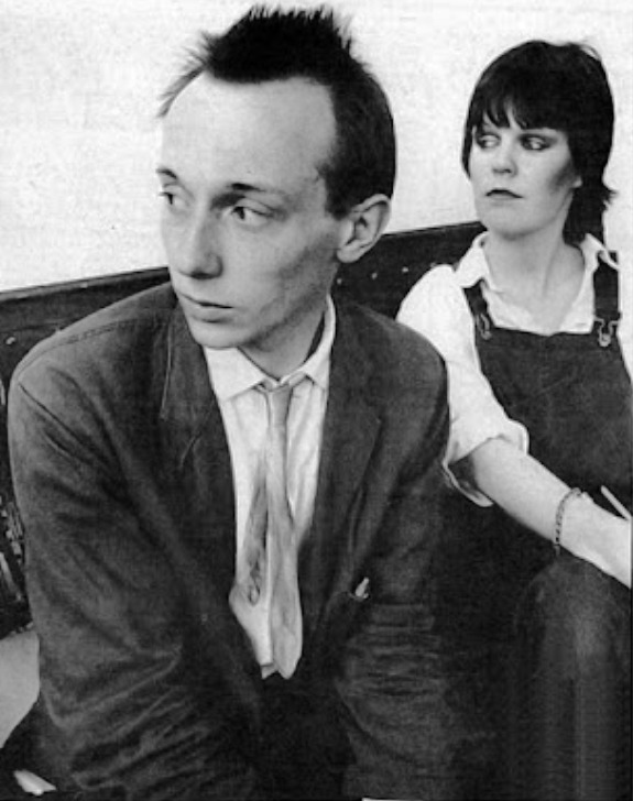 Howard Devoto & Linder Sterling