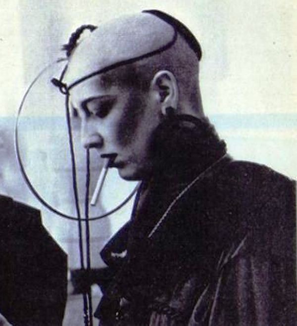 Michelle Clapton - St. Martin's Stephen Linard's Neo Gothic Show 1980