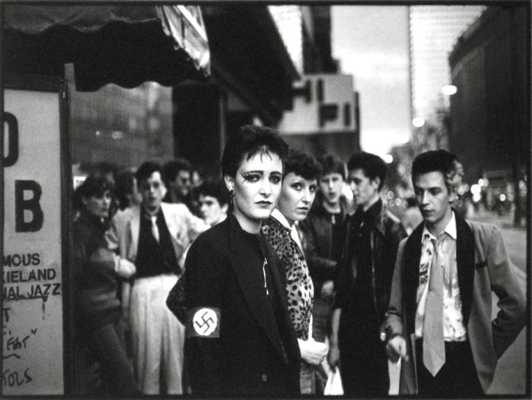 Siouxsie - Punk Festival - Club 100