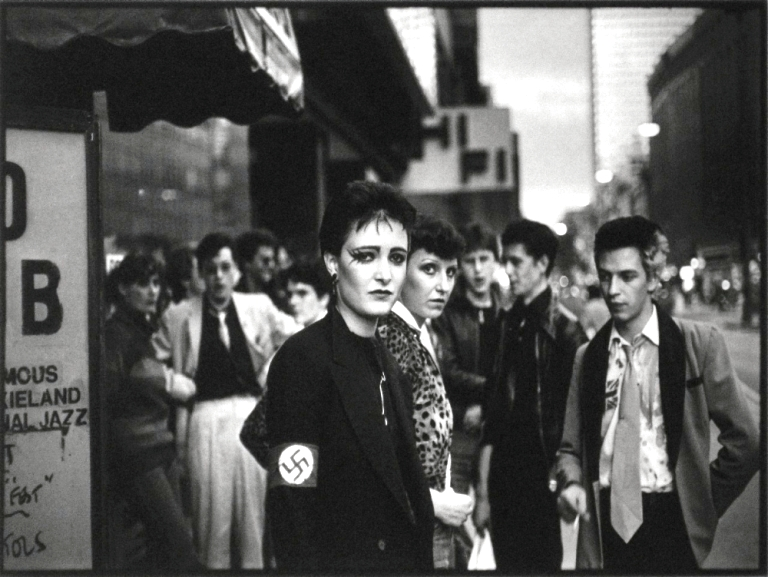 Siouxsie - Punk Festival - Club 100