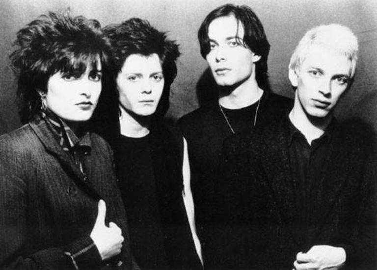 Siouxsie & The Banshees 1978 pic by Ray Stevenson