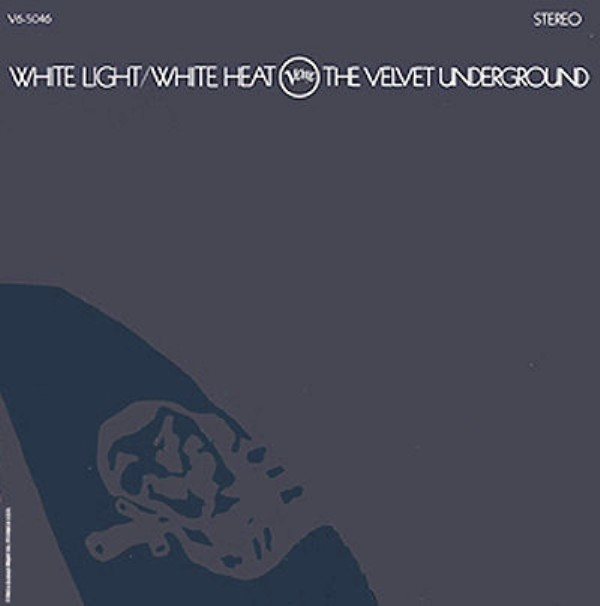 Velvet Underground ‎- White Light White Heat