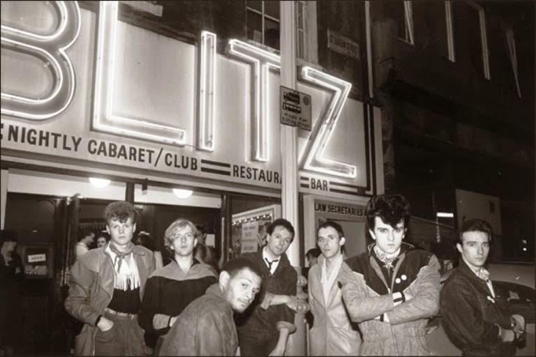 Visage - Blitz Club