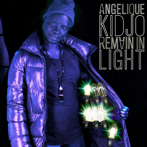 Angélique Kidjo ‎- Remain In Light