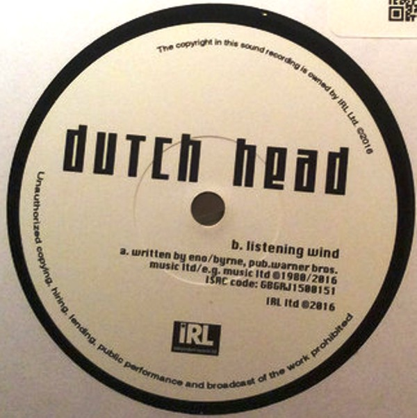 Dutch Head - Listening Wind