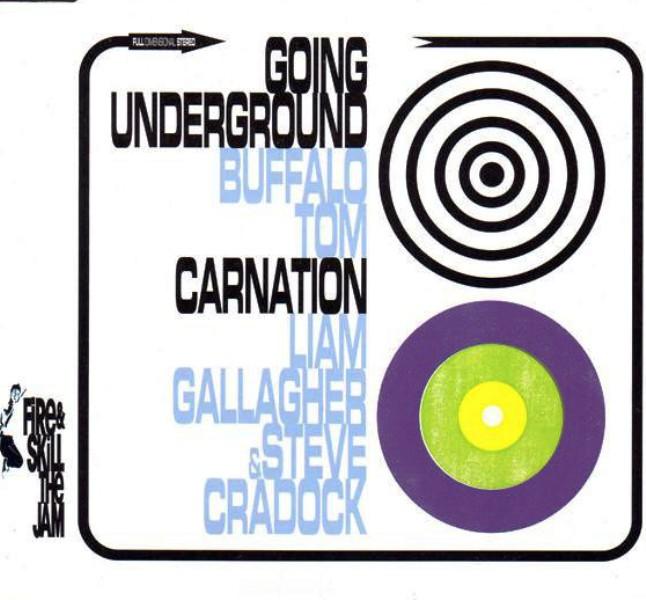 Liam Gallagher & Steve Craddock - Carnation