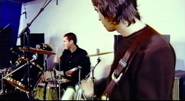 Liam Gallagher & Steve Craddock