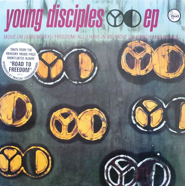 Young Disciples - Move On (Lynch Mob Beats)