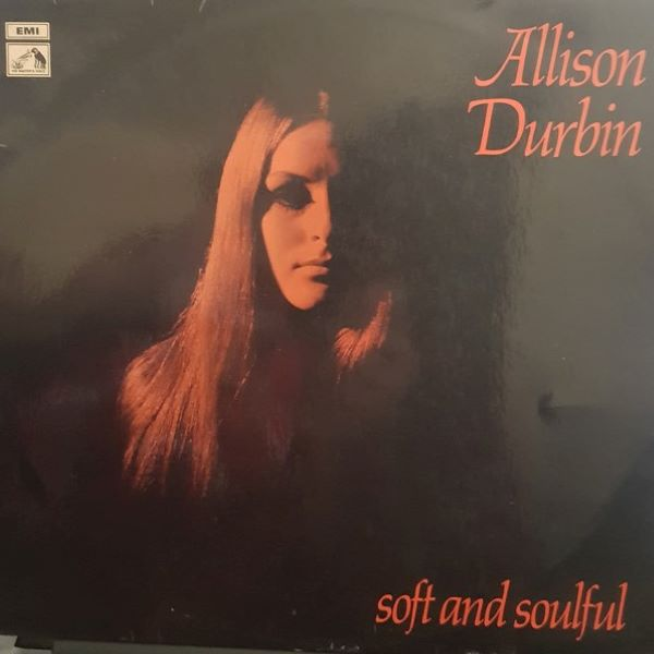 Allison Durbin ‎- Soft & Soulful